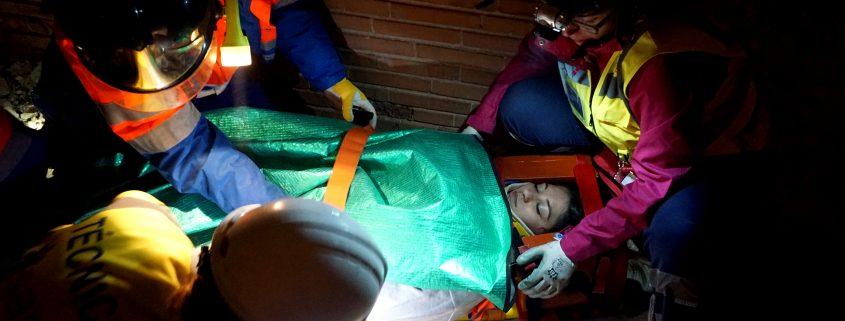 Inserción laboral Técnico de Emergencias Sanitaria
