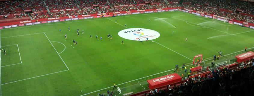 SAMU renueva y amplía sus servicios sanitarios con el Sevilla FC