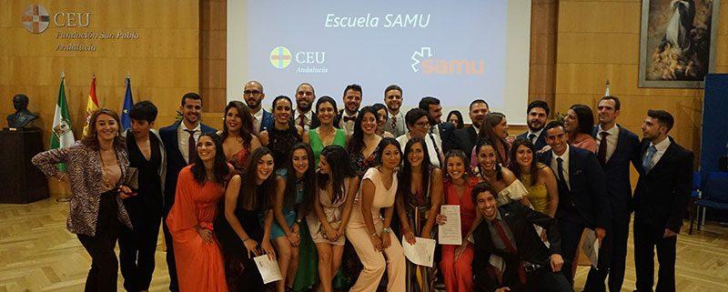 Escuela SAMU