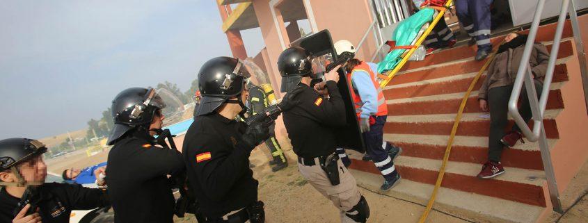 curso emergencias sanitarios entorno hostil